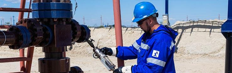 Техника безопасности при эксплуатации нефтяных скважин