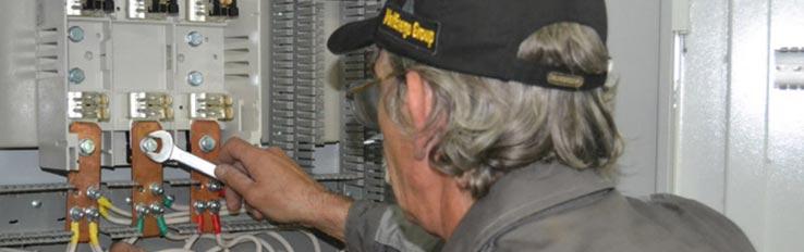 Техника безопасности при обслуживании конденсаторных установок