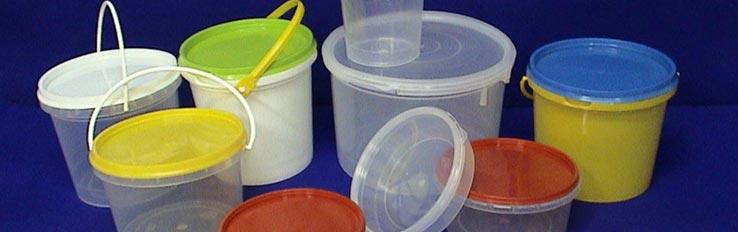 пластиковые упаковочные ведра