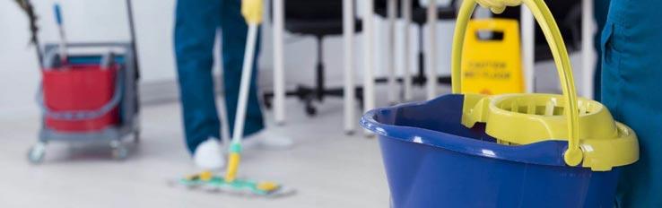 Техника безопасности при уборке помещений