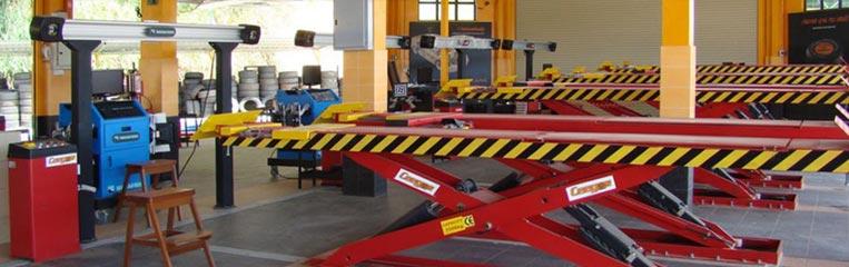 Техника безопасности при работе с гидравлическими подъемниками