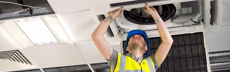 Охрана труда монтажника систем вентиляции и кондиционирования воздуха