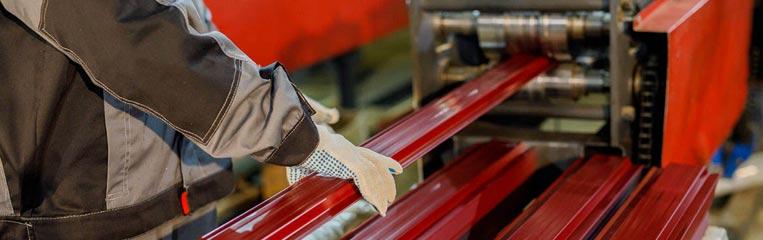 Производство строительного металлопроката и металлопрофиля