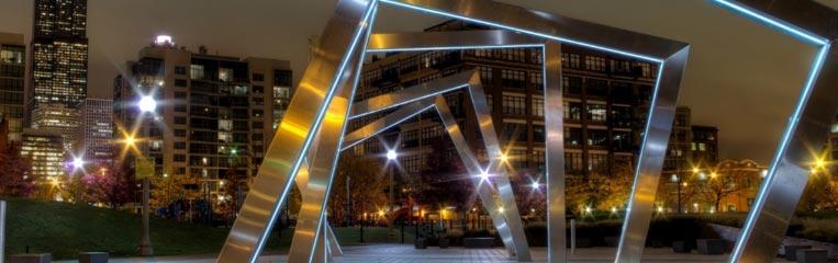 Архитектурное освещение с точки зрения безопасности