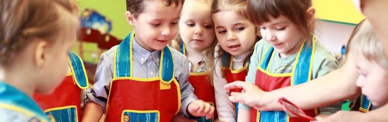 Охрана труда в дошкольных учреждениях