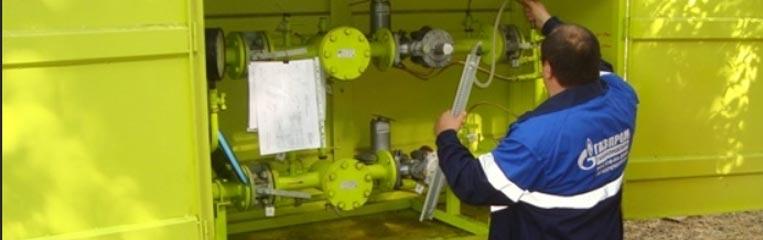 О безопасной эксплуатации шкафных газорегуляторных пунктов