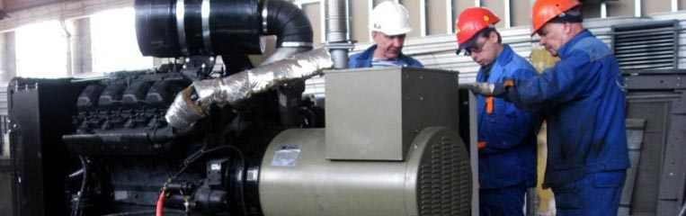 Пожарная безопасность при эксплуатации дизельных генераторов