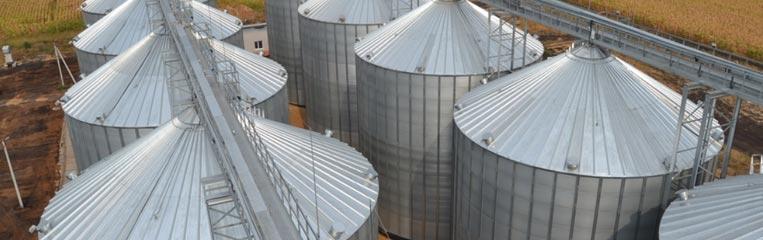 Требования безопасности к резервуарам (силосы и дренажные ёмкости)