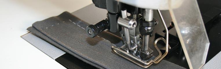 Техника безопасности при работе на промышленной швейной машине