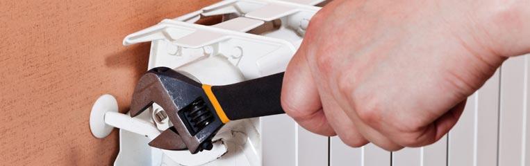 Безопасность при замене батарей отопления