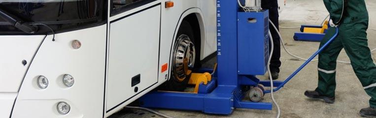 Требования по охране труда при ремонте грузовых автомобилей и автобусов