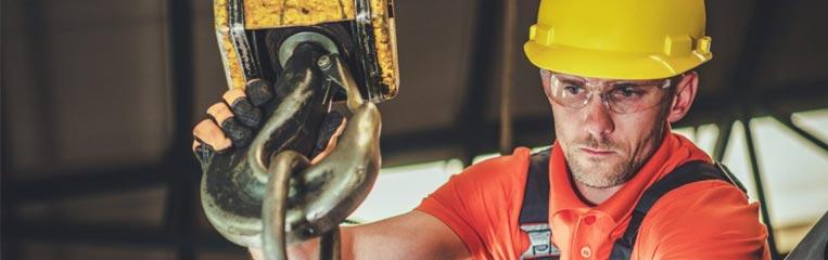Грузоподъемное оборудование: охрана труда стропальщика