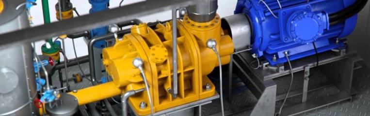 О безопасности транспортировки горючих газов: компрессоры