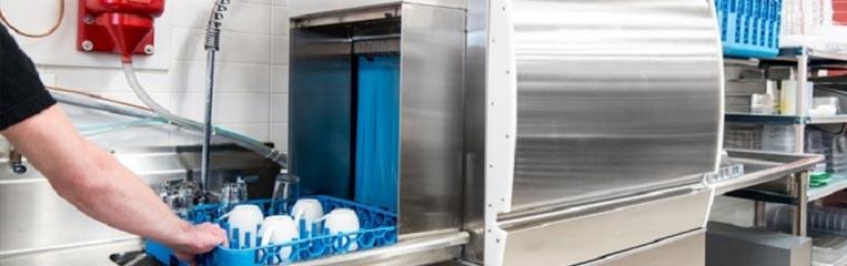 Техника безопасности при эксплуатации посудомоечной машины на пищевом производстве