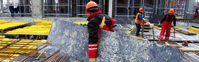 Обеспечение техники безопасности на строительной площадке