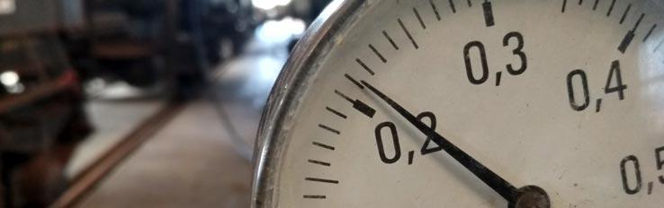 Измерительные приборы: манометр и напоромер