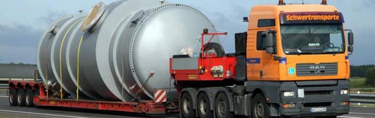 Техника безопасности при перевозке негабаритных грузов