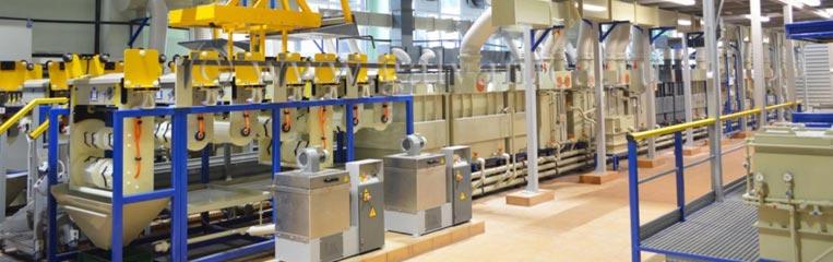 Гальваническое производство: техника безопасности