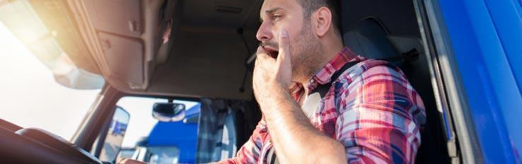 Вредные факторы в работе водителей дальних рейсов