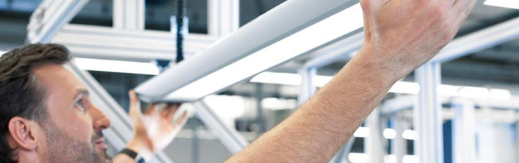 Техника безопасности при эксплуатации осветительных приборов