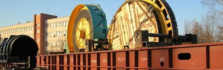 Меры безопасности при перевозке негабаритных и тяжеловесных грузов по железным дорогам