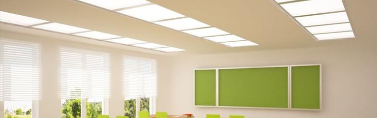 Как правильно организовать освещение рабочего места учащегося в школе
