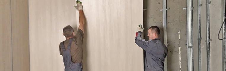 Безопасный монтаж стеновых панелей для внутренней отделки