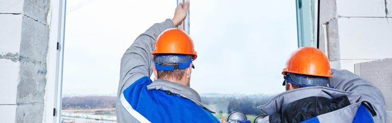 Охрана труда монтажника оконных и дверных блоков