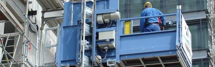 Техника безопасности при эксплуатации строительных подъёмников