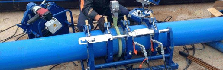 Требования безопасности при сварке полиэтиленовых труб