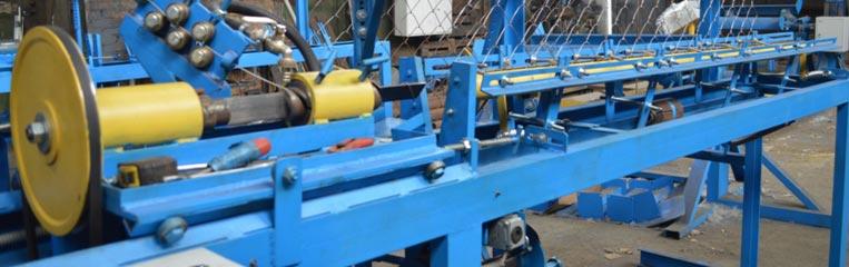Техника безопасности при изготовлении сетки рабица