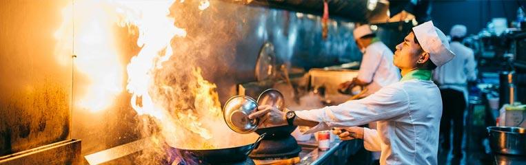Правила техники безопасности и охраны труда на кухне ресторана