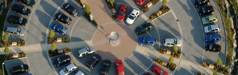Организация парковок и автостоянок