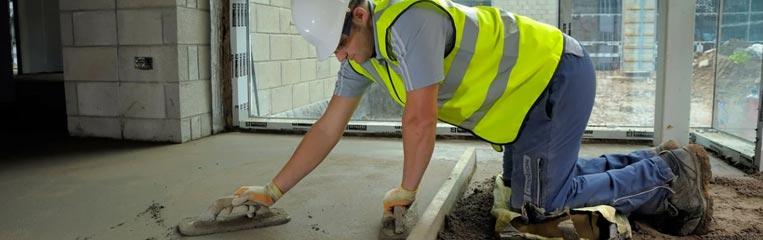 Как правильно выполнить бетонную стяжку