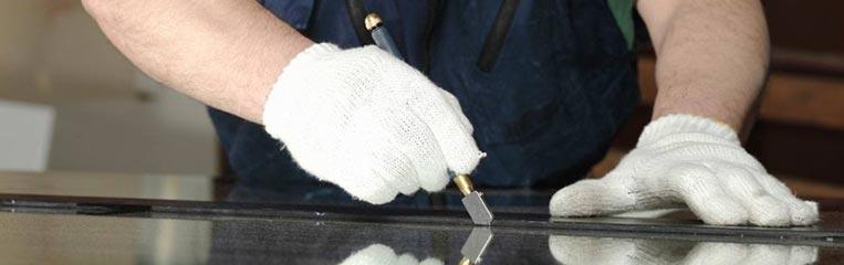 Меры безопасности при работе со стеклорезом