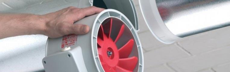 Особенности и преимущества канального промышленного вентилятора