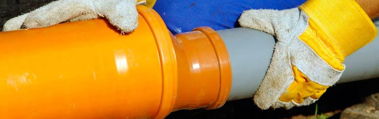 Техника безопасности при установке канализационных систем