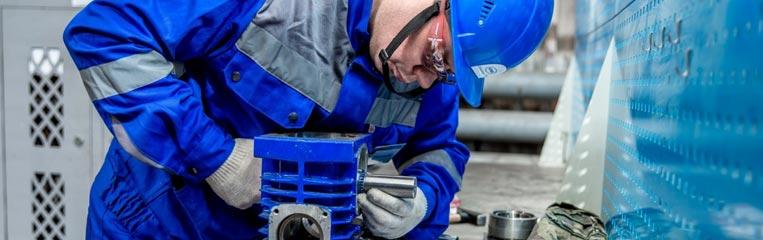 Мероприятия по созданию безопасности на рабочем месте слесаря-ремонтника
