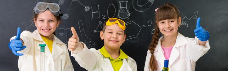 Опыты на уроках химии в школе