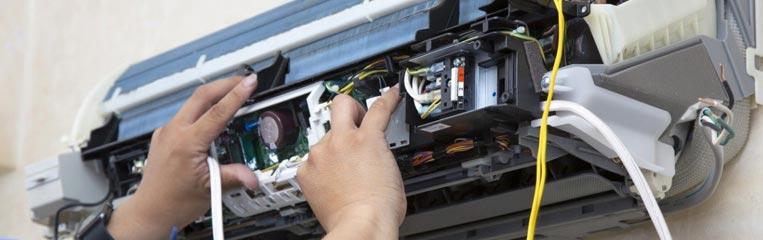 Техника монтажа и меры безопасности при установке и техническом обслуживании кондиционеров
