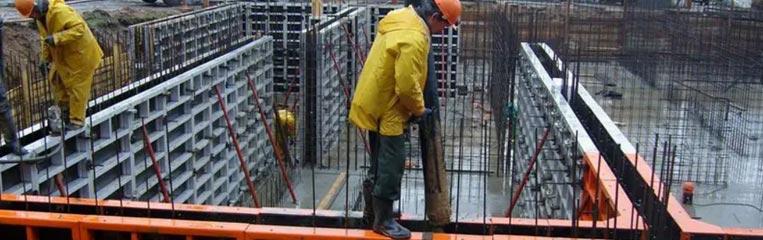Техника безопасности при производстве опалубочных работ