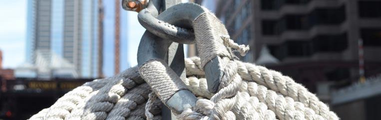 Техника безопасности при работе с канатами