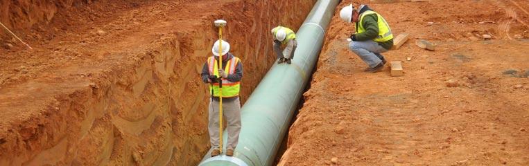 Безопасность при ведении дорожных и земляных работ в охранной зоне инженерной коммуникации