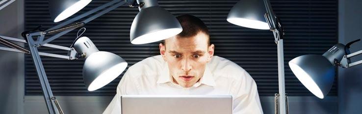 Требования и организация освещенности рабочего места