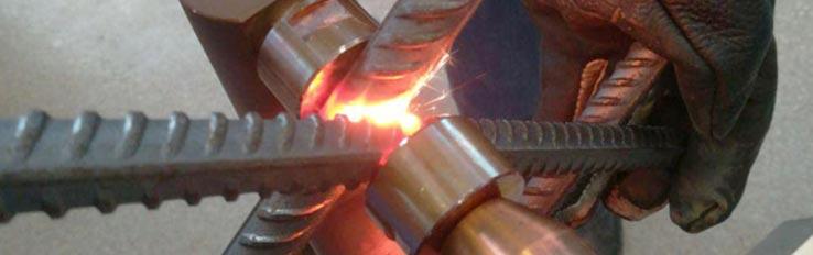 Техника безопасности при вязке и сварке арматуры