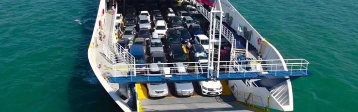 Инструкция по безопасности при движении на паромах и баржах