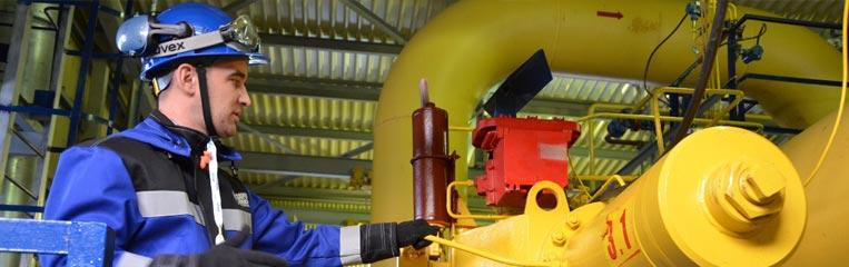 Охрана труда машиниста насосных установок предприятий нефтепродуктообеспечения