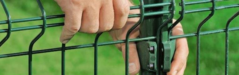 Техника безопасности при установке ограждения из сварной сетки