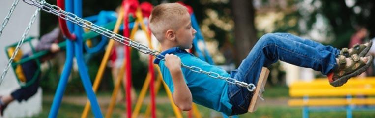 Меры безопасности на детской площадке