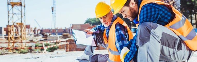 Комплектация спецодежды для работников строительных специальностей